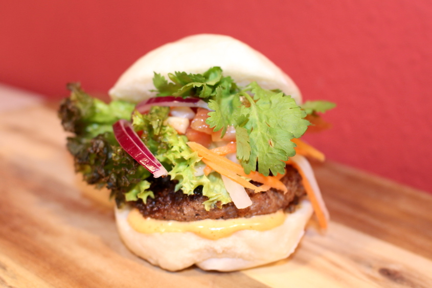 Bao Burger – Eine Fusion aus Banh Bao und Burger