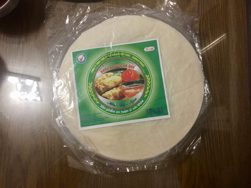 Reispapier aus Vietnam