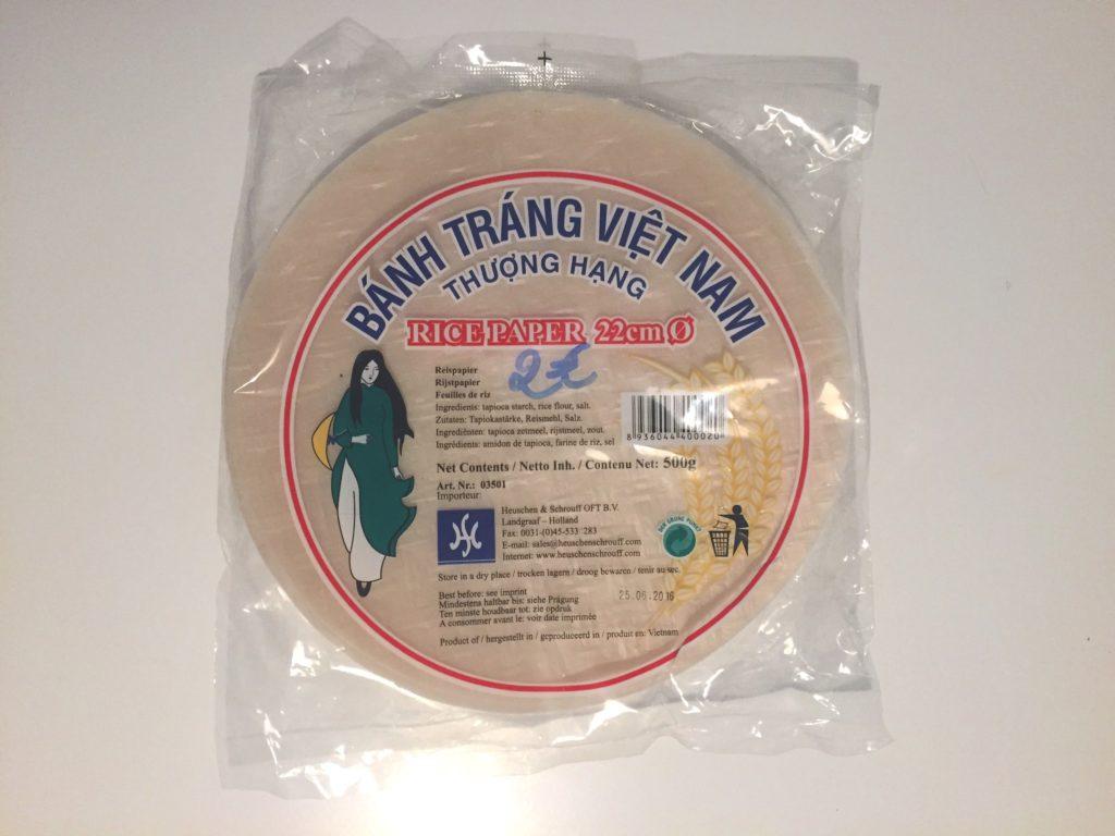 dip frische vietnam rollen