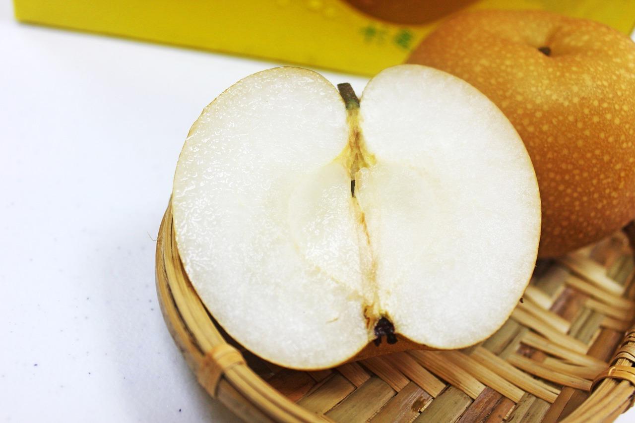 Nashi-Birnen – Eine Symbiose aus Apfel und Birne