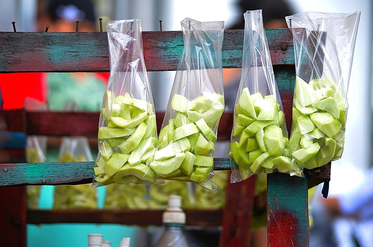 Grüne Mango – Xoai Xanh