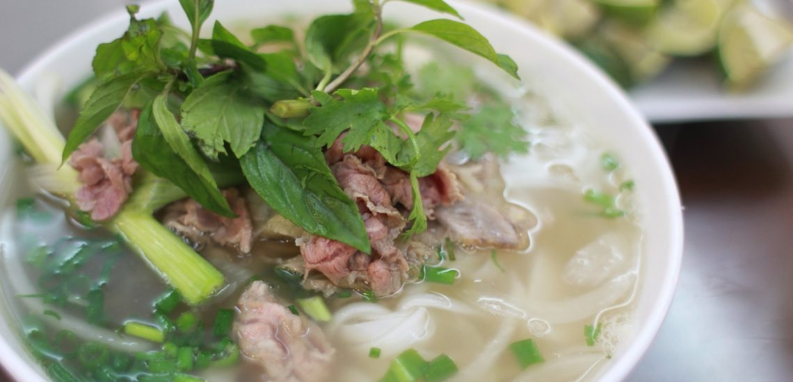 Vietnamesische Rezepte – Pho Suppe
