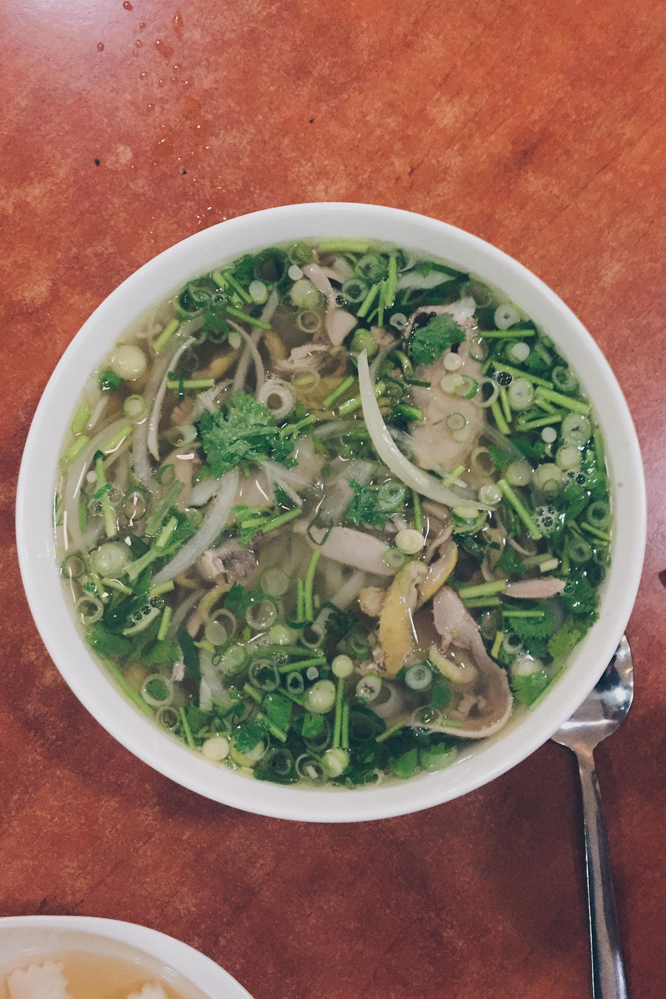 Welche Nudeln für die Pho-Suppe verwenden?