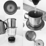 Vietnamesischen Kaffee zubereiten