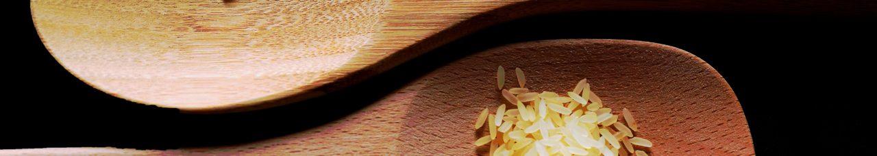 Reislöffel – Ein paddelförmiger Löffel